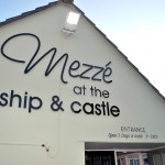 Mezzé Ship & Castle - Opening