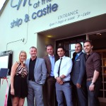 Mezzé Ship & Castle - Opening with Kerensa Kellym James Brown, Alex Tryfonos, Miltos Moumouris, Jacob Mundez and Mitch Hoare