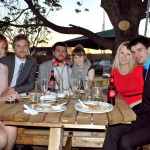 Mezzé Ship & Castle - Opening with Weston & Somerset Mercury News team
