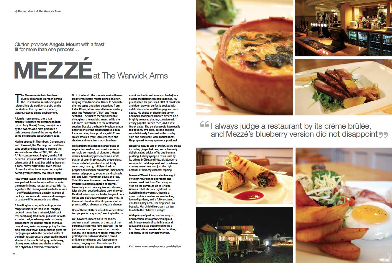 Mezze.Review flavour pic