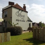 The Ship & Castle Gardens, Congresbury