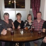 Clutton launch night guests
