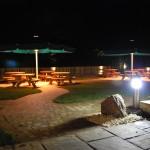 Warwick Arms launch night