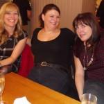 Rachel Leonard, Rachel Bryant and Natalie Parfitt