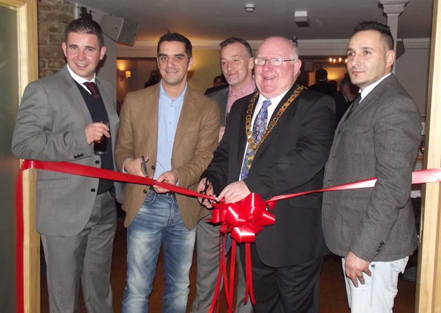 The Warwick Arms VIP Launch