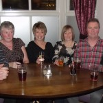 Warwick Arms VIP launch guests
