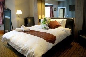 Boutique Rooms at The Warwick Arms