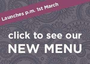 mezze new menu launch banner